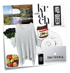"""""""Chill"""" by elma02 on Polyvore featuring Post-It, Brinkhaus, Vinyl Revolution and Casetify"""