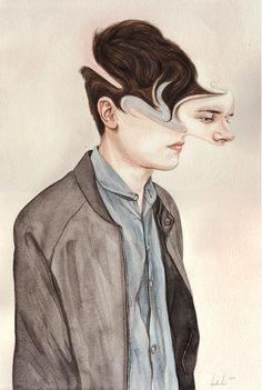 Surreal portraits by Henrietta Harris | the PhotoPhore