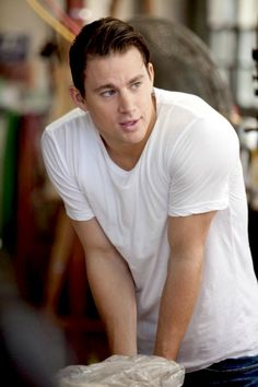 "Channing Tatum as Leo in ""The Vow"""