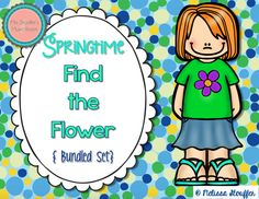 Springtime Find the Flower -  A post office style game for the music classroom.  #kodaly #elmusiced