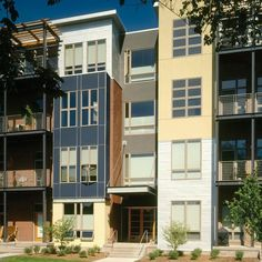 Smart growth solutions mean well-planned urban building projects like Midtown Lofts, where energy-efficient and high-performing Integrity windows and doors offer performance that lasts. Integrity Windows, What Is Smart, Urban Village, Urban Planning, Lofts, New Construction, Windows And Doors, Case Study, Loft