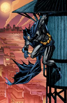 Batman by Denys Cowan and Allen Passalaqua