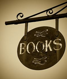 Books- Need one of these signs for sure. Old Books, Vintage Books, I Love Books, Books To Read, I Love Reading, Reading Books, Library Books, Library Shelves, Bookshelves
