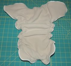 How to make your own baby cloth diapers tutorial DIY Very simple and earth friendly :)