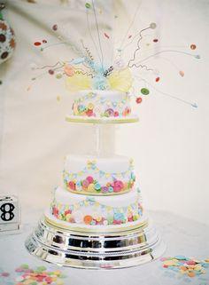 Oh le beau gâteau!