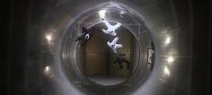Sync B.A.S.E. training in aero tunnel