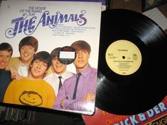 Animals, The - The House Of The Rising Sun GER 1978 2xLp near mint