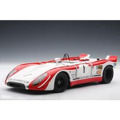 Autoart Porsche 908/2 Watkins Glen 1969 Winner Redman Siffert #1 | Model Cars | Page And Cooper