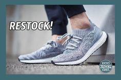premium selection 85293 806b7 Grey Uncaged adidas Ultra Boost RESTOCK!