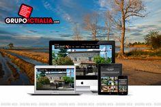 Grupo Actialia somos una empresa que ofrecemos servicio de diseño web en Deltebre. Ofrecemos diseño de páginas web, programación a medida, tienda online, blog social. Para más información www.grupoactialia.com o 977.276.901