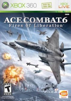 Ace combat 6 - one of the best games for 360