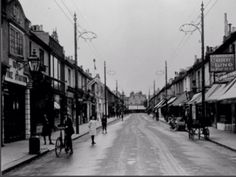 From the archives: George Street, Hove (date unknown)