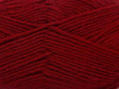 Derby Wool ~ Burgundy Welcome to a world of color! Derby Wool features  both bold and subtle, each with hand-dyed brilliance that makes this DK-weight a Turkish-spun treasure. Enjoy the soft blend of wool and acrylic, and use this yarn to create a coordinated colorwork palette with minimal effort.  8 Balls per bag. Not sold individually. $20.00. Fiber Content: 80% Superwash Virgin Wool, 20% Acrylic