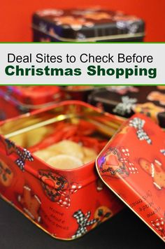 Want to make your Christmas shopping budget go further this year? Here are four amazing deal sites to check before Christmas shopping.