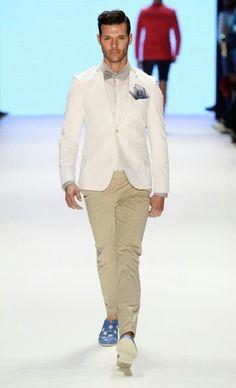 #Men's wear  Niyazi Erdogan   Spring Summer 2014  #Moda Hombre