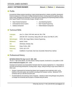 Software Test Engineer Sample Resume Resume Format Engineering  Pinterest  Sample Resume Template And .
