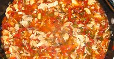 20 Minute Chicken Creole ♥ I used sweet chili sauce, was good over pasta