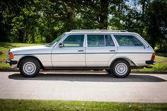 1985 Mercedes Benz W123 280 TE Estate - Silverstone Auctions