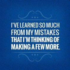 Mistakes are never mistakes if you learned something. #Growth https://multibra.in/6t96z