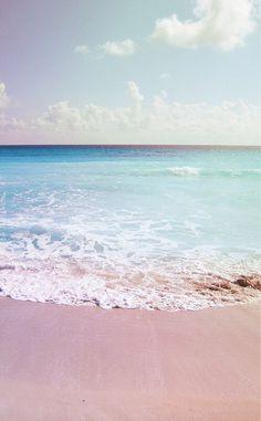 Ideas for nature wallpaper ipad ocean Strand Wallpaper, Beach Wallpaper, Nature Wallpaper, Hakuna Ma Vodka, Phone Backgrounds, Wallpaper Backgrounds, Screen Wallpaper, Images Instagram, Pink Sand Beach