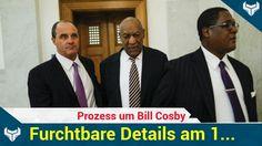 """Komiker Bill Cosby (79) steht vor Gericht weil er 2004 eine Frau unter Drogen gesetzt und vergewaltigt haben soll. Hinter dem vermeintlichen Opfer stehen über 50 weitere Frauen denen Cosby Ähnliches angetan habe. Eine dieser Zeuginnen sagte schon am ersten Prozesstag gegen den """"Cosby Show""""-Darsteller aus  und enthüllte eine furchtbare Geschichte!   Source: http://ift.tt/2r1hs8T  Subscribe: http://ift.tt/2sMOQkY um Bill Cosby: Furchtbare Details am 1. Gerichtstag!"""