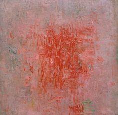 """ Zone, 1953-54 Philip Guston """