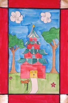 Pagoda-Asian Architecture Lesson