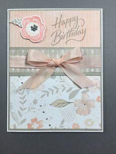 CTMH-Charlotte-Happy Birthday-Bow