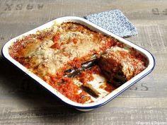 ***Aubergines à la http://cuisinebyana.canalblog.com/archives/2011/06/08/21323382.html Parmigiana façon Jamie Oliver  