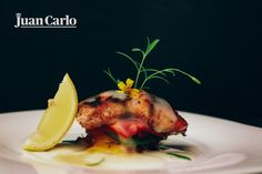 Featuring Juan Carlo's Pink Salmon in Tequila Cream Sauce with a touch of Lime juice. Lime Juice, Tequila, Choices, Salmon, Menu, Touch, Dishes, Cream, Breakfast