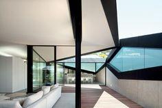 Pitched Roof House #interiordesign #homedecor #modern #minimalist