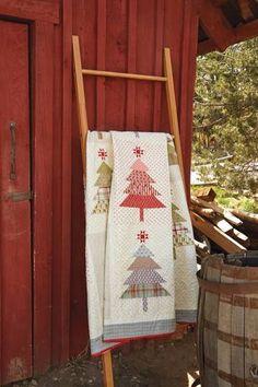 poppa's tree farm quilt pattern