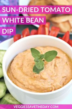 recipes appetizers Sun-Dried Tomato White Bean Dip White Bean Dip is silky smooth and loaded with flavor. This easy Mediterreanean recipe combines cannellini beans with lemon, garlic, and vibrant sun-dried tomatoes. White Bean Dip, White Beans, White Bean Hummus, Meat Appetizers, Appetizer Recipes, Easter Recipes, Healthy Dinner Recipes, Whole Food Recipes, Vegan Recipes