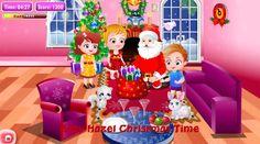 Baby Hazel New Games - Baby Hazel Christmas Time - Baby Hazel Games For ...