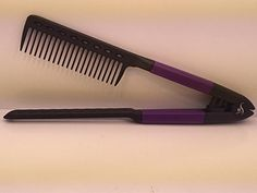 Limited Edition HerStyler Purple Easy Comb -- You can get more details here : Hair Scalp Care