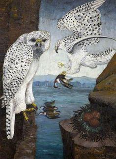Cedric Morris - Birds (1928)