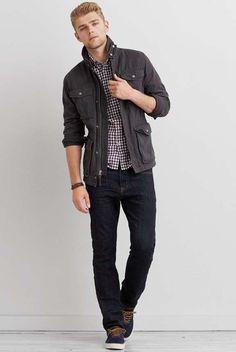 Original Straight Active Flex Jean