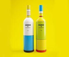 Homer Wine Packaging
