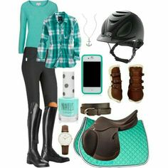 The most important role of equestrian clothing is for security Although horses can be trained they can be unforeseeable when provoked. Riders are susceptible while riding and handling horses, espec… Equestrian Boots, Equestrian Outfits, Equestrian Style, Equestrian Fashion, Cowgirl Boots, Western Boots, Horse Riding Clothes, Riding Hats, Riding Gear