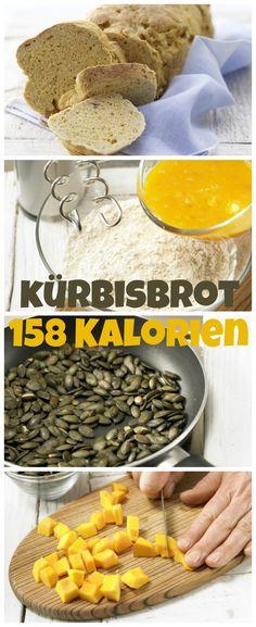 Saftig und mit Biss – ideal fürs Abendessen oder das spätsommerliche Grillvergnügen: Kerniges Kürbisbrot mit Hokkaido |http://eatsmarter.de/rezepte/kerniges-kuerbisbrot