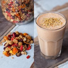 Pumpkin Spice Superfoods Smoothie