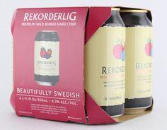 Rekorderlig Wild Berries Cider 4pk Cans