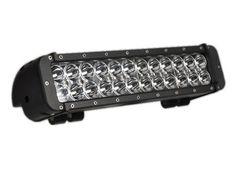 MICTUNING MIC-N72 12 inch - 72W CREE LED Lights Bar Spot/Flood Beam 3W LED - 5040 Lumen 4¡Á4 Off Road Jeep Polaris Razor ATV SUV UTV voltage range 10-32V. 24pcs 3 Watt CREE LED Long life up to 50000 hrs. IP68 rating. Super Bright with 2520 Lumens.  #MicTuning #AutomotivePartsAndAccessories