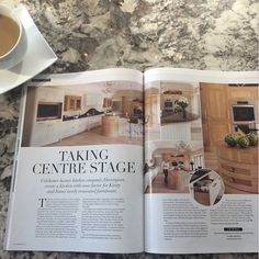 Our Canterbury collection in the June issue of the Essex group of The Life Magazine's.