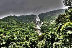 Dudhsagar Falls..