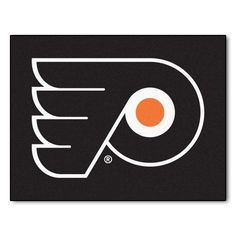 Fanmats NHL Philadelphia Flyers Nylon Rug  http://allstarsportsfan.com/product/fanmats-nhl-philadelphia-flyers-nylon-rug/  9 Ounce, 100 % Nylon Face Recycled vinyl backing for a durable and longer-lasting product Machine made and tufted in the USA