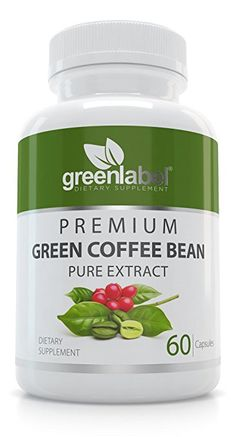 This Coffee Bean Extract is 100% pure, and standardized to 50% chlorogenic acids. These green coffee beans have not been roasted at all, therefore it contains a higher amount of the chemical chlorogenic acid that is the main factor that promotes weight loss. Chlorogenic acid is thought to have some additional health benefits to lower high blood pressure and control blood sugar.