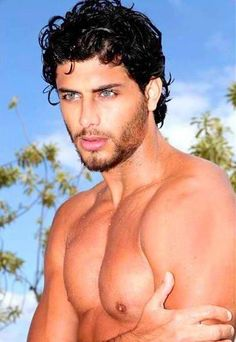 Jesus Luz-brzilian model Jesus go to acting classes we need new actors so we can get rid of the old assy ones ha