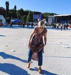 Life is too short to have boring hair! #oddmolly #festivalbyoddmolly #homelandlongdress