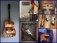 Top - 30 Cool Man Cave Room Decor Ideas -  DIY Projects for Home